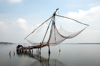chineese fishing net_kerala_kochi