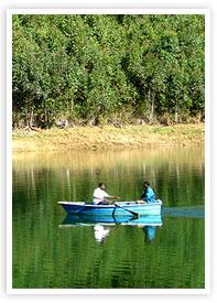 munnar_boating