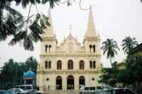 Santa Cruz Basilica_fort kochi