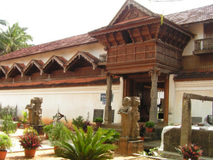 monuments in kerala